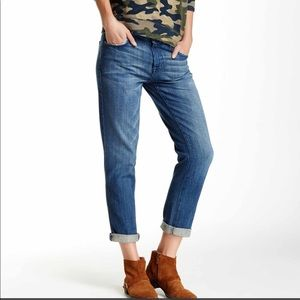 Current Elliot The Fling Repo relaxed jean, 25